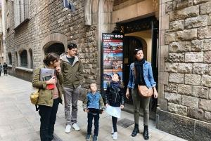 Barcelona: Private Family-Friendly City Tour