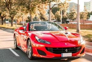 Barcelona: Private Ferrari Driving Experience