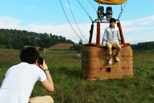 Barcelona Private Hot Air Balloon Flight