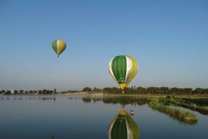 Barcelona Private Hot Air Balloon Ride