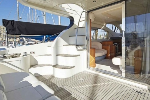 Barcelona Private Motor Yacht Charter
