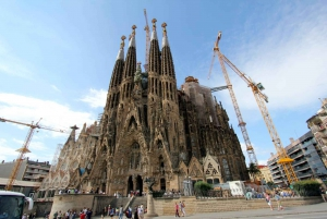 Barcelona: Private Sagrada Familia and Park Guell Tour