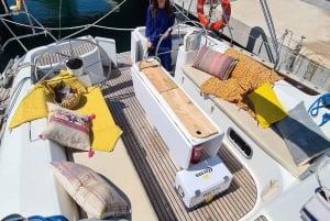 Barcelona: Private Sailing Trip