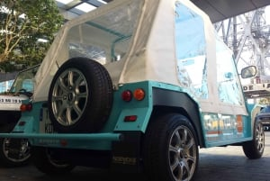 Barcelona: Private Tour in an Eco-Friendly Buggy