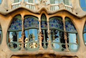 Barcelona: Sagrada Familia and City Tour with Hotel Pickup