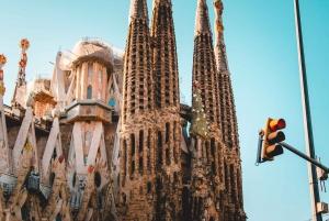 Barcelona: Sagrada Familia Basilica Tour