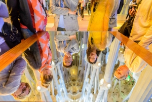 Barcelona: Sagrada Familia Guided Tour with Tower Access