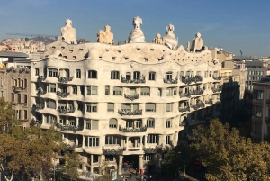 Barcelona: Sagrada Familia Private Tour & Park Guell Tickets