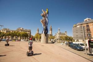 Barcelona: Short 1.5-Hour Segway Tour