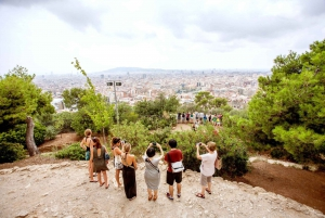 Barcelona: Skip-the-Line Park Güell Guided Walking Tour