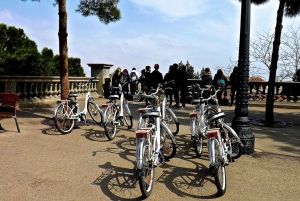 Barcelona: Small Group or Private Bike Tour