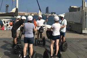 Barcelona: Small Group Segway Tour