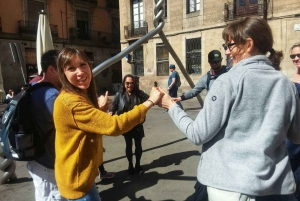 Barcelona: Sweet Tasting & Culture Group Walking Tour