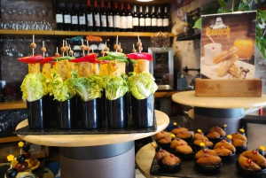 Barcelona: Tapas and Wine Private Tour