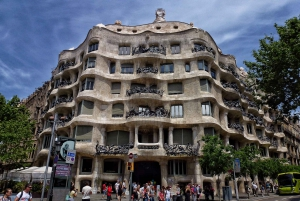Barcelona: The Best of Gaudí with Casa Batlló Afternoon Tour