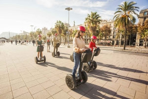 Barcelona: The Classic Segway Tour