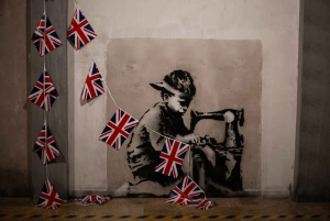 Barcelona: The World of Banksy, Immersive Experience Ticket