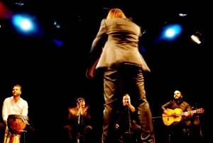 Barcelona: Theater Flamenco Zone B Tickets