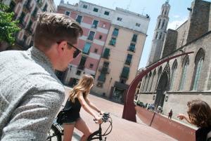 Barcelona: Undiscovered Secrets of Picasso on E-Bike