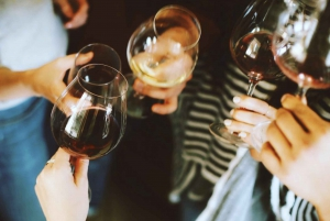 Barcelona Walking Tour, Wine Tasting, and Tapas Dinner