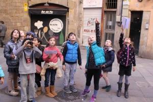 Barrio Gótico Dragon Tour for Families