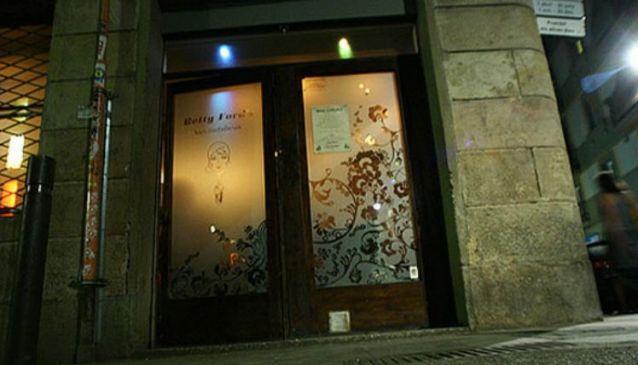 Betty Ford's Bar Restaurant in Barcelona