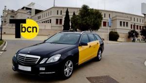 Book Taxi Barcelona