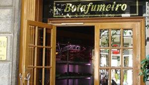 Botafumeiro Restaurant in Barcelona