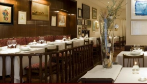 Ca l'Isidre Restaurant in Barcelona