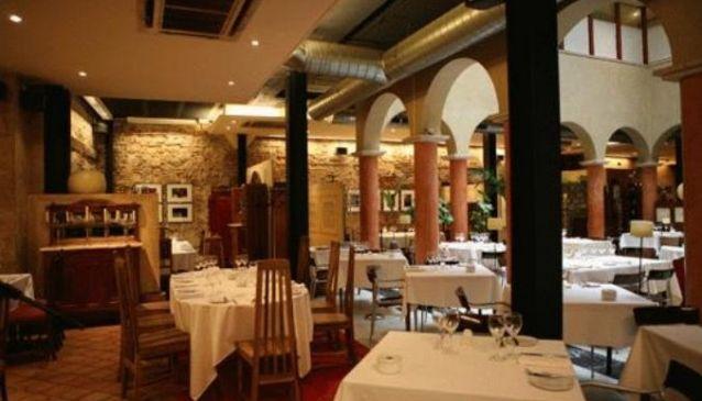 Café de la Princesa Restaurant in Barcelona