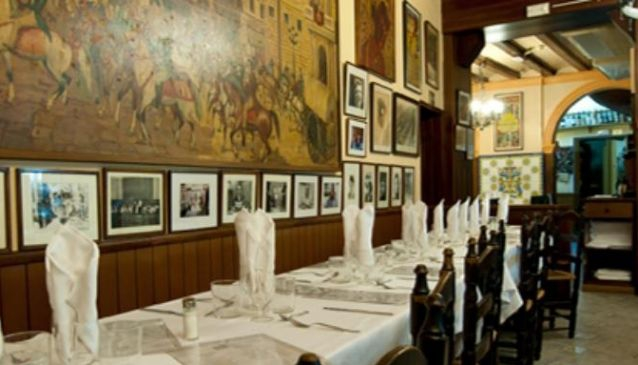 Can Culleretes Restaurant in Barcelona