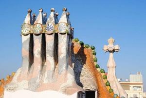 Casa Batlló, La Pedrera, & Chocolate Tasting Tour