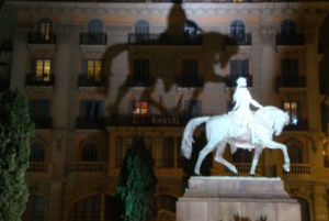 City Ghost Tour in German
