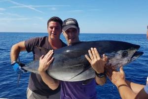 Coastal Fishing Trip