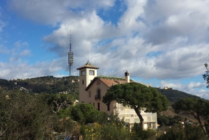 Collserola Hike and Norman Foster Tower Visit