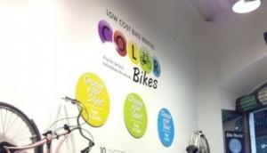 Color Bikes
