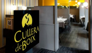 Cullera de Boix Restaurant in Barcelona