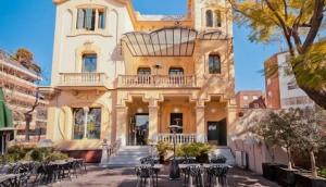 Dos Torres Restaurant in Barcelona