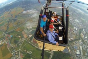 Exclusive Ballooning from Barcelona for Four People