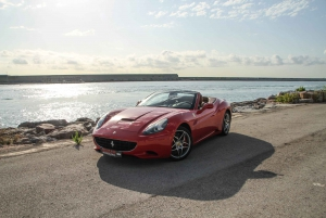 Ferrari Car Driving & Sailing Experience