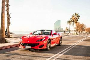 Ferrari Driving Experience in Barceloneta