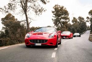 Ferrari Driving Experience to Barcelona Mountain