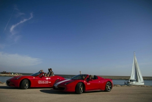 Ferrari Driving & Jet Ski Experience