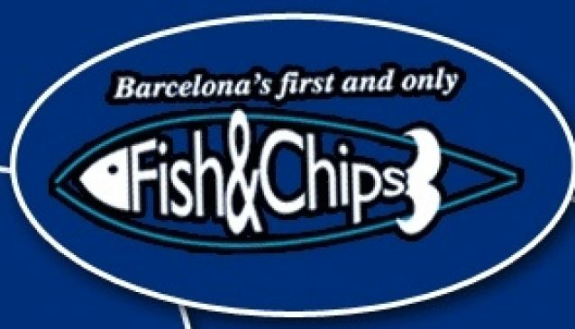 Fish & Chips Restaurant in Barcelona
