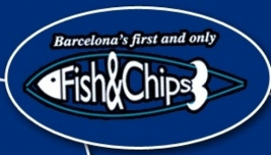 Fish & Chips Restaurant in Barcelona
