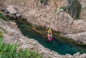 From Barcelona: 6-Hour Costa Brava Kayak and Snorkel Tour