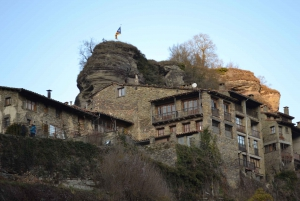 From Barcelona: Collsacabra Cliffs Hike and Rupit Tour