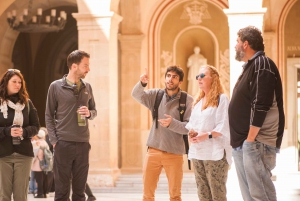 From Barcelona: Full-Day Montserrat & Wine Small Group Tour