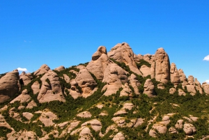 From Barcelona: Montserrat Monastery, Easy Hike, Cable Car