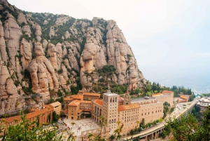 From Barcelona: Montserrat Monastery Transfer